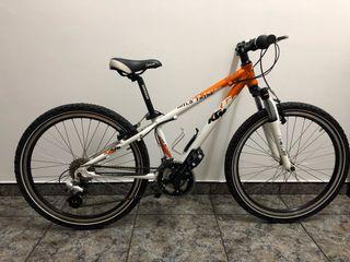 """Bicicleta KTM WILD THING 24"""""""