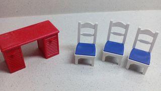 Playmobil mobiliario 1.