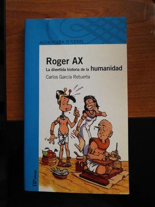 roger ax. divertida historia de la humanidad