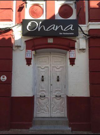 Traspaso Ohana bar-restaurante