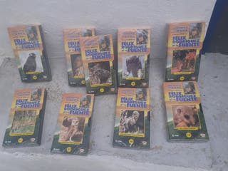 lote de 20 cintas video VHS