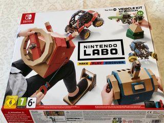 Nintendo Labo, Nuevo, sin sacar de la caja.