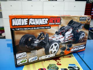 WAVE RUNNER-COCHE RC BUGGY 1:12