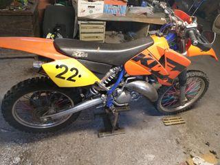 ktm Sx 125 del 2004