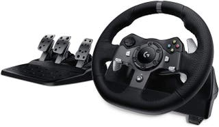 Volante logitech driving force (G920) XBOX ONE-PC
