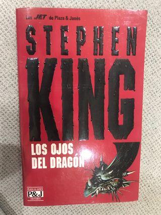 Libros bolsillo Stephen king