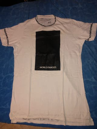 Camiseta corta Pull&Bear