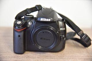Nikon D5000 - Cámara Réflex Digital 12.3 MP