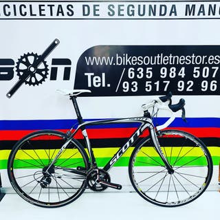 Bicicleta Scott r3 dura ace