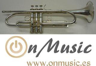 Trompeta Sib Fides Symphony 7000 en buen estado