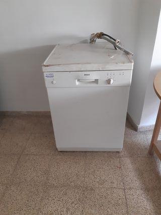 Lavavajillas con poco uso