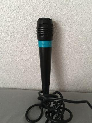 Micrófono Singstar