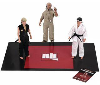 Pack Miyagi y Torneo. Karate Kid Neca
