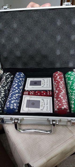 Maletin de poker