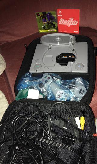PlayStation 1 nueva