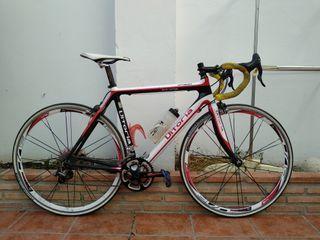 bicicleta Vitoria carretera talla M