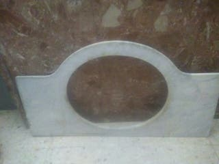 Base d lavabo d marmol
