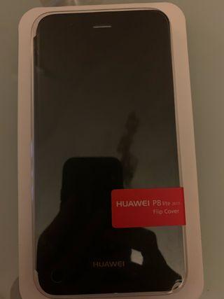 Funda Flip Cover original de Huawei para P8 Lite