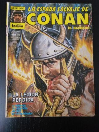 La espada salvaje de conan (serie oro)