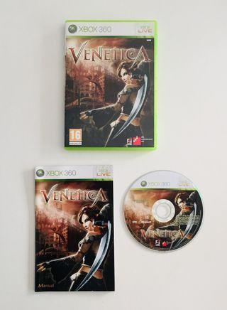 VENETICA xbox 360