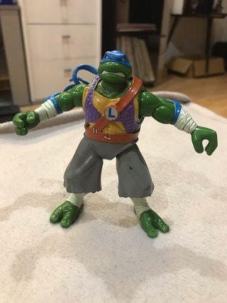 Tortugas ninja. Next mutation. Leo