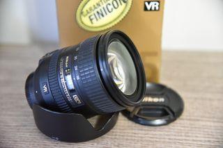 Nikon AF-S DX NIKKOR 16-85 mm F3.5-5.6 ED G VR