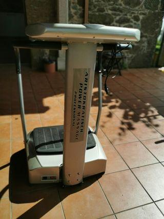 máquina vibración masaje