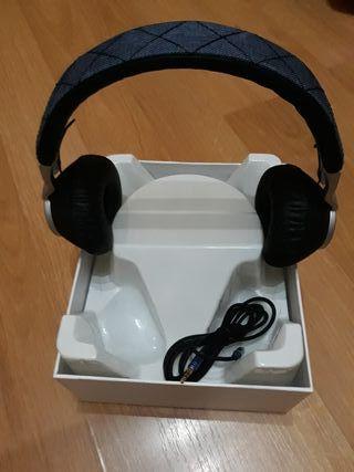 cascos auriculares