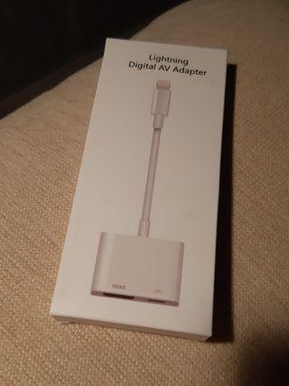 Cable Lightning Digital AV Adapter