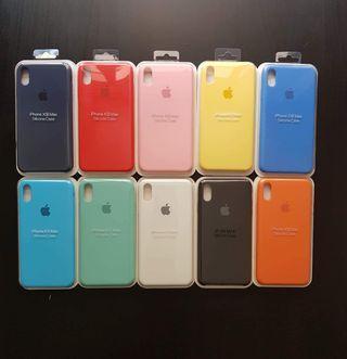 Funda Original iPhone XS MAX de silicona