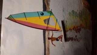 Tabla windsurf Bic Calypso
