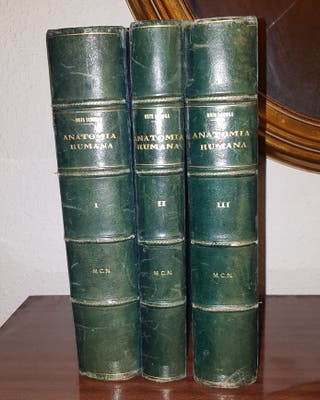 libros de anatomía