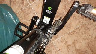 Bicicleta xcaliber9