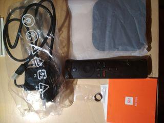 Xiaomi mi box TV s 4k ultra HD