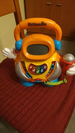 karaoke niño