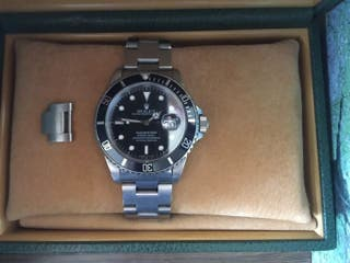 Rolex - Submariner - 16610 - Unisexe - 1990-1999