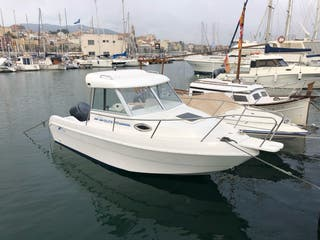 Embarcacion Felco delfin 595