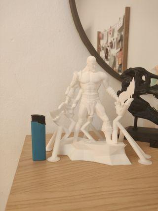 Kratos impresión 3D