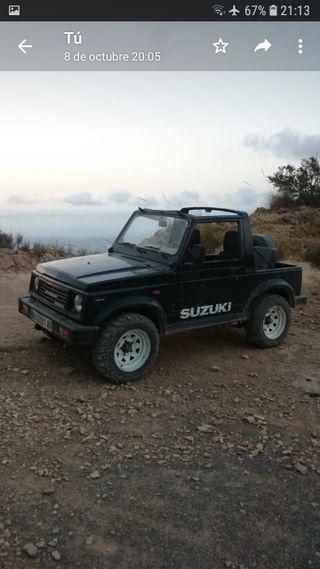 Suzuki santana samurai 1989