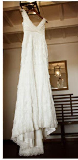 vestido novia Cymbeline
