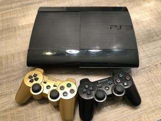 PlayStation 3, incluye 2 mandos originales