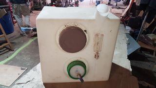 deposito de agua para cararavana y autocaravana
