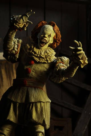 Pennywise Ultimate (Well House). It 2017 Neca