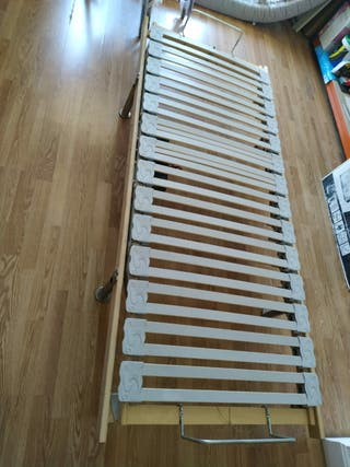 Cama articulada eléctrica, individual Ikea