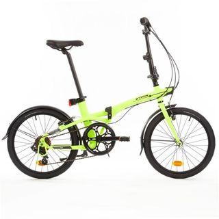 Bicicleta Btwin Tilt 500