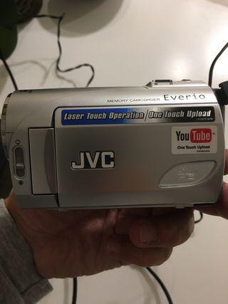 Camara de Video/fotos JVC Everio