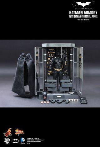Hot Toys Batman Armory The Dark Knight