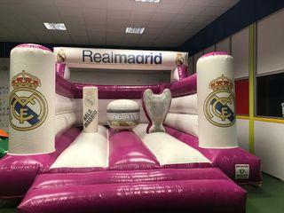 se alquila castillo del real Madrid