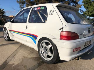 Peugeot 106 16v gr A