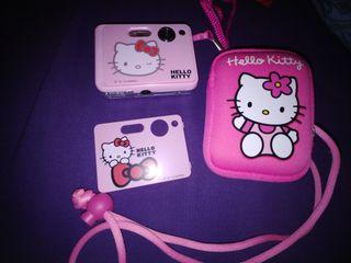 Camara De Fotos Hello Kitty